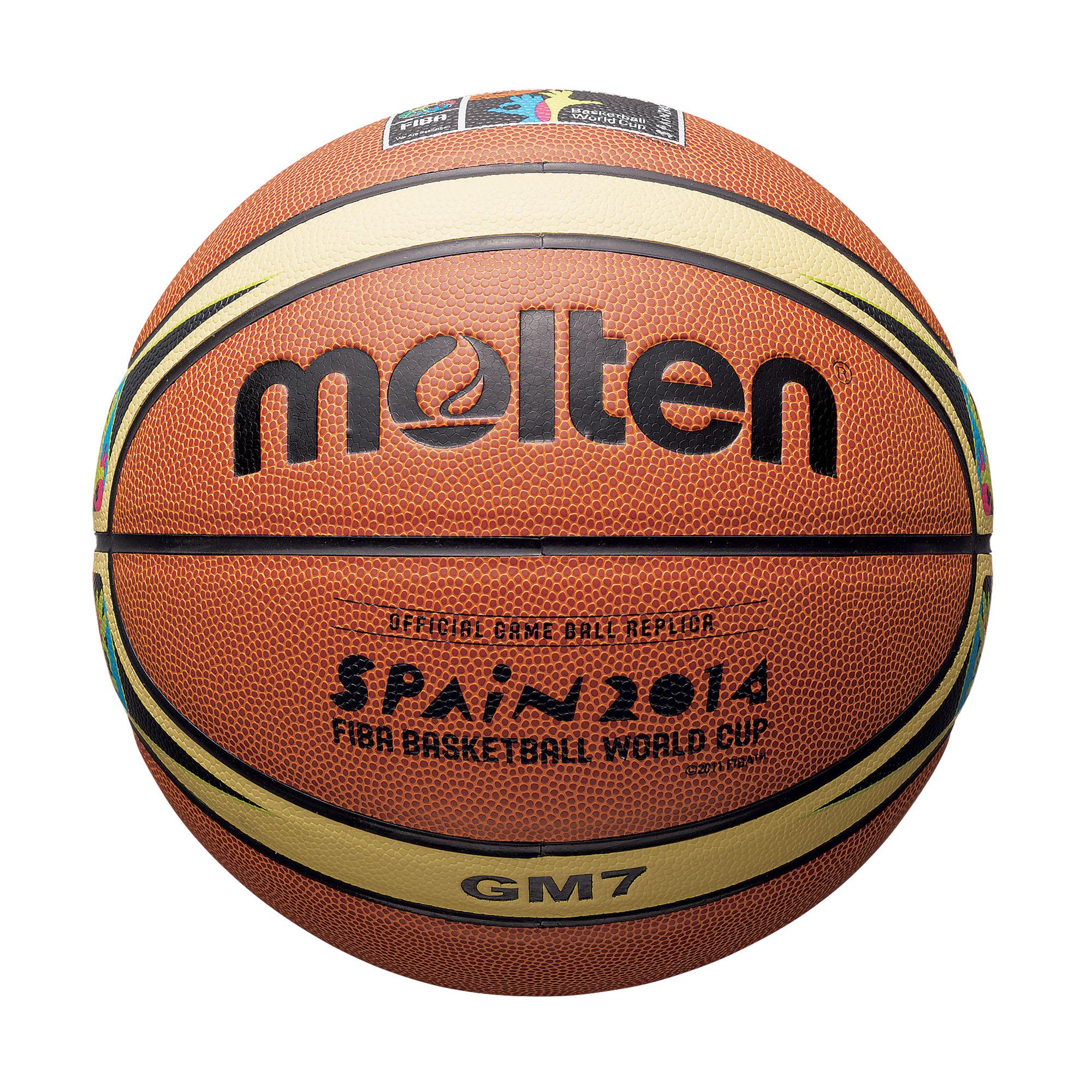 Molten BGM Series World Cup 2014 Basketball