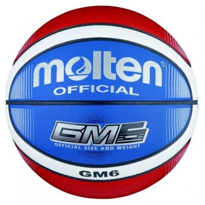 Molten BGMX Basketball - size 6