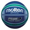 Molten BGR Coloured Basketball  - Blue/Green