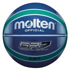 Molten BGR Coloured Basketball