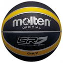 Molten BGR Coloured Basketball - Black/Yellow