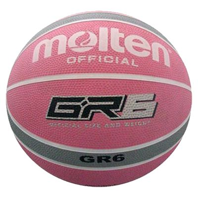 Molten BGR Pink Basketball Image