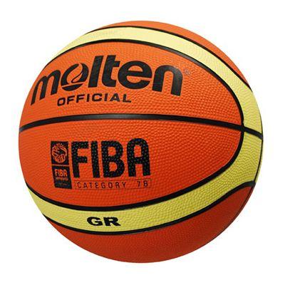 Molten BGR Series Rubber Basketballs