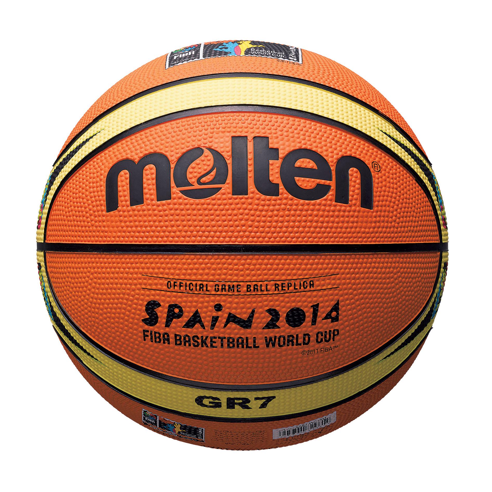 Molten BGR Series World Cup 2014 Basketball