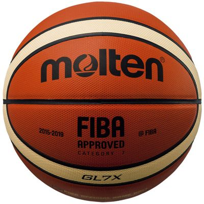 Molten GLX Leather Basketball - Size 7