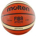 Molten GMX Parallel Pebble FIBA Leather Basketball-Size 5