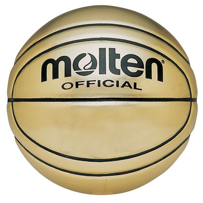 Molten Gold Presentation Basketball new