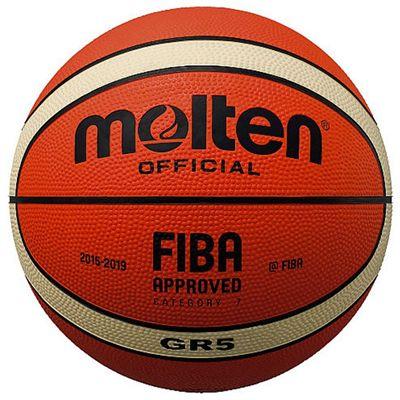 Molten MK2 FIBA Approved Rubber Basketball - size 5