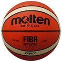 Molten MK2 FIBA Approved Rubber Basketball - 7
