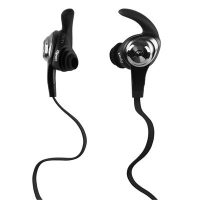 Monster iSport Intensity Sport Headphones - Black