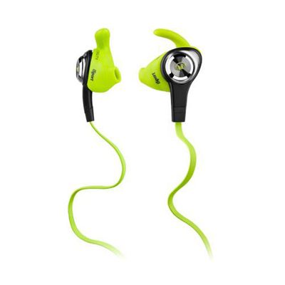 Monster iSport Intensity Sport Headphones - Green