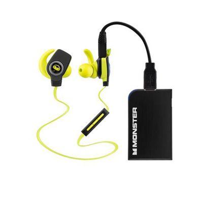 Monster iSport SuperSlim Wireless Bluetooth Sport Headphones - Image 1