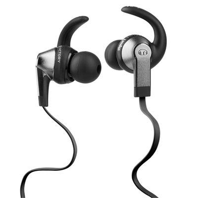 Monster iSport Victory Sport Headphones-Black