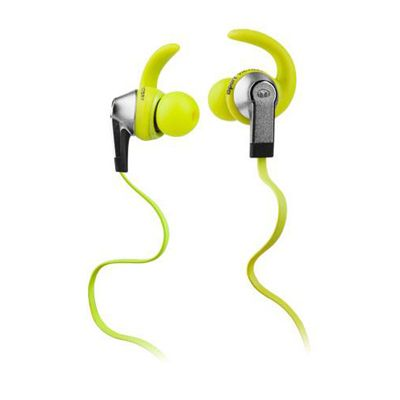 Monster iSport Victory Sport Headphones-Green