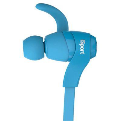 Monster iSport Wireless Bluetooth Sport Headphones-Blue-10