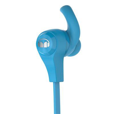 Monster iSport Wireless Bluetooth Sport Headphones-Blue-6