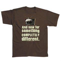 Monty Python And Now For Something Completely Different T-Shirt