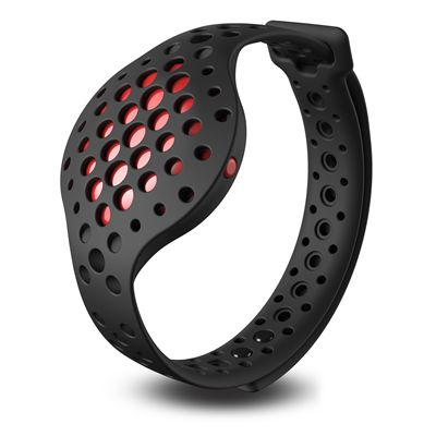 Moov Now Multi Sport Wearable Coach-Red