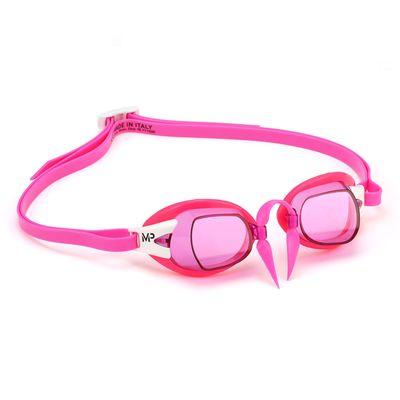 MP Michael Phelps Chronos Swimming Goggles - PinkWhite