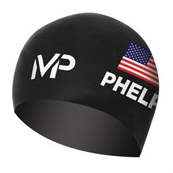 MP Michael Phelps Race Limited Edition Swimming Cap