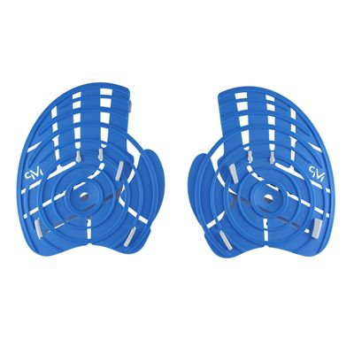 MP Michael Phelps Strength Paddles-Blue-Front