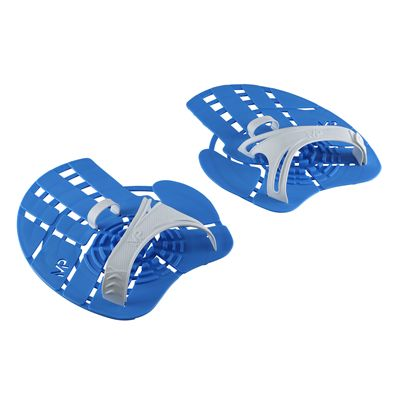 MP Michael Phelps Strength Paddles-Blue-Side