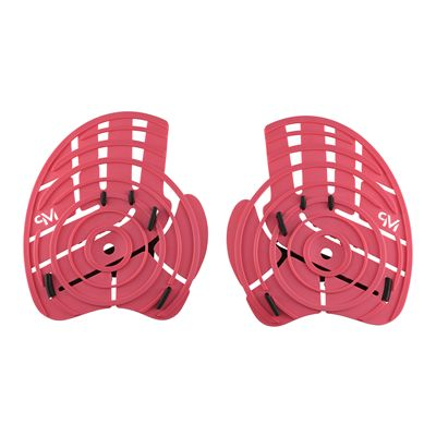 MP Michael Phelps Strength Paddles-Pink-Front