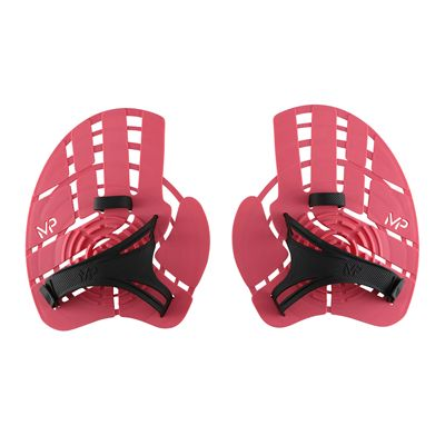 MP Michael Phelps Strength Paddles-Pink
