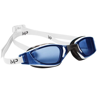 MP Michael Phelps Xceed Swimming Goggles - Blue Lens
