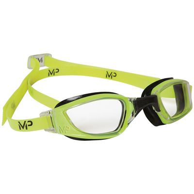 MP Michael Phelps Xceed Swimming Goggles - Clear Lens