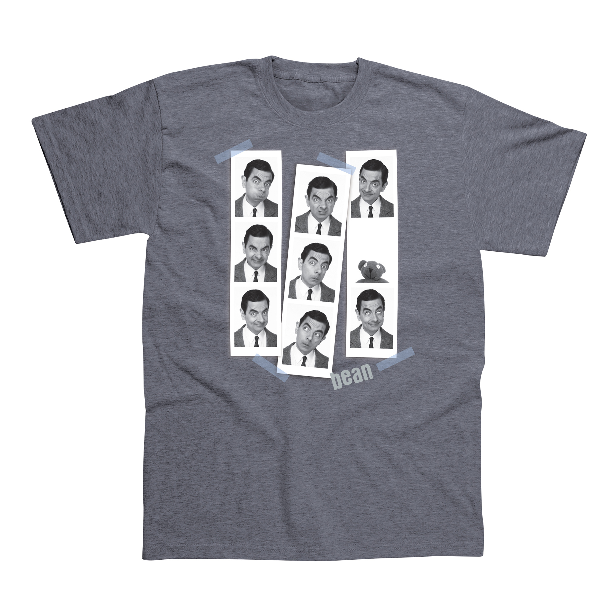 Mr Bean Photos T-Shirt - XL