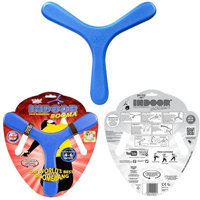 Multi Active Boys Indoor Play Set - Boomerang