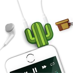 Mustard Cactus Audio Earphones Splitter