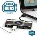 Mustard Camera Super Hub 4 Ports USB Hub
