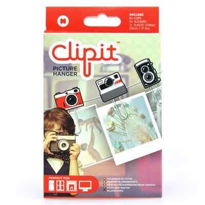Mustard ClipIt Cameras Picture Hangers - Image 3