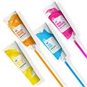 Mustard Colour Pro Paint Tube Highlighters