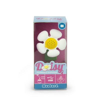 Mustard Daisy USB Fragrance Dispenser-Packaging