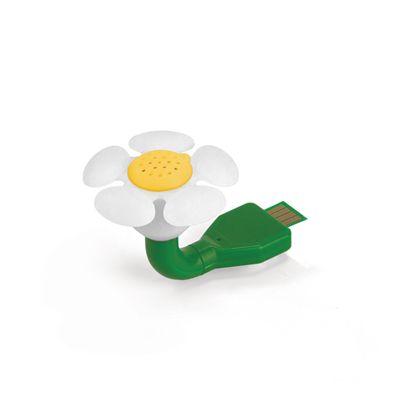 Mustard Daisy USB Fragrance Dispenser-Side View