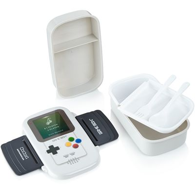 Mustard Game Console Shaped Bento Box - Image 2