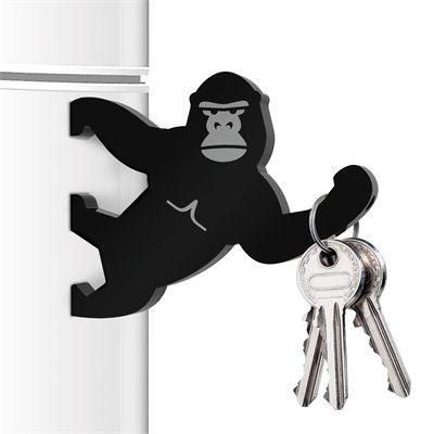 Mustard Key Kong Magnetic Key Holder and Bottle Opener Image