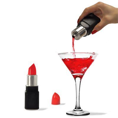 Mustard Lip Flask - Image