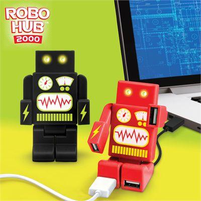 Mustard RoboHub 2000 4 Ports USB Hub