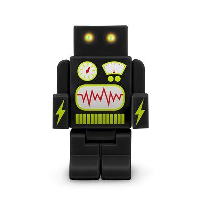 Mustard RoboHub 2000 Four Ports USB Hub-Black
