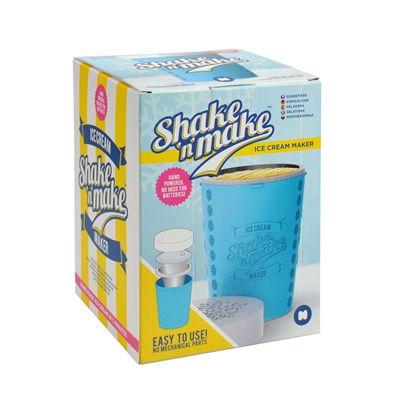Mustard Shake And Make Hand Powered Ice Cream Maker - In Box
