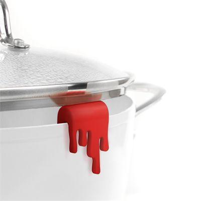 Mustard Splash Lid Holder - Image 1