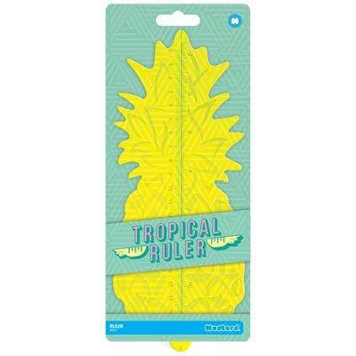 Mustard Tropical Ruler-Packaging