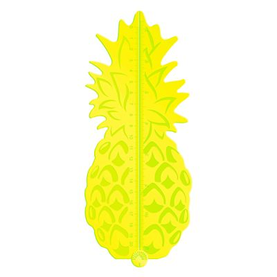 Mustard Tropical Ruler