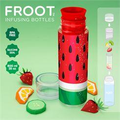 Mustard Watermelon Froot Infusing Bottle