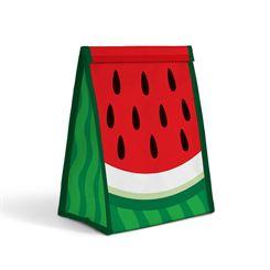 Mustard Watermelon Froot Sandwich Bag