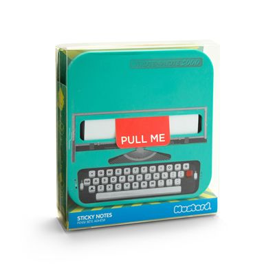 Mustard Wrote-A-Note 2000 Sticky Notes-Box